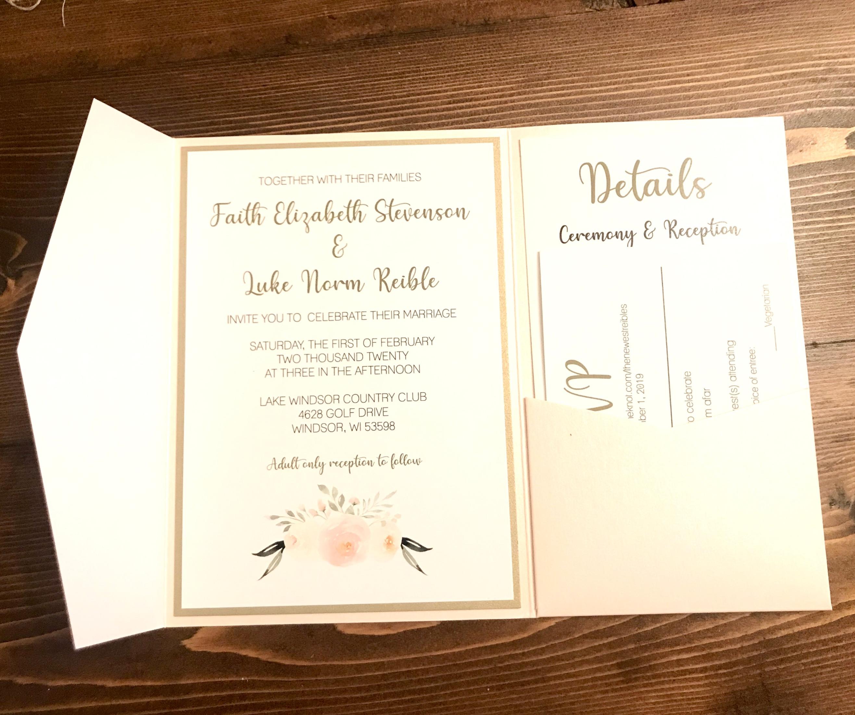 Reible Wedding