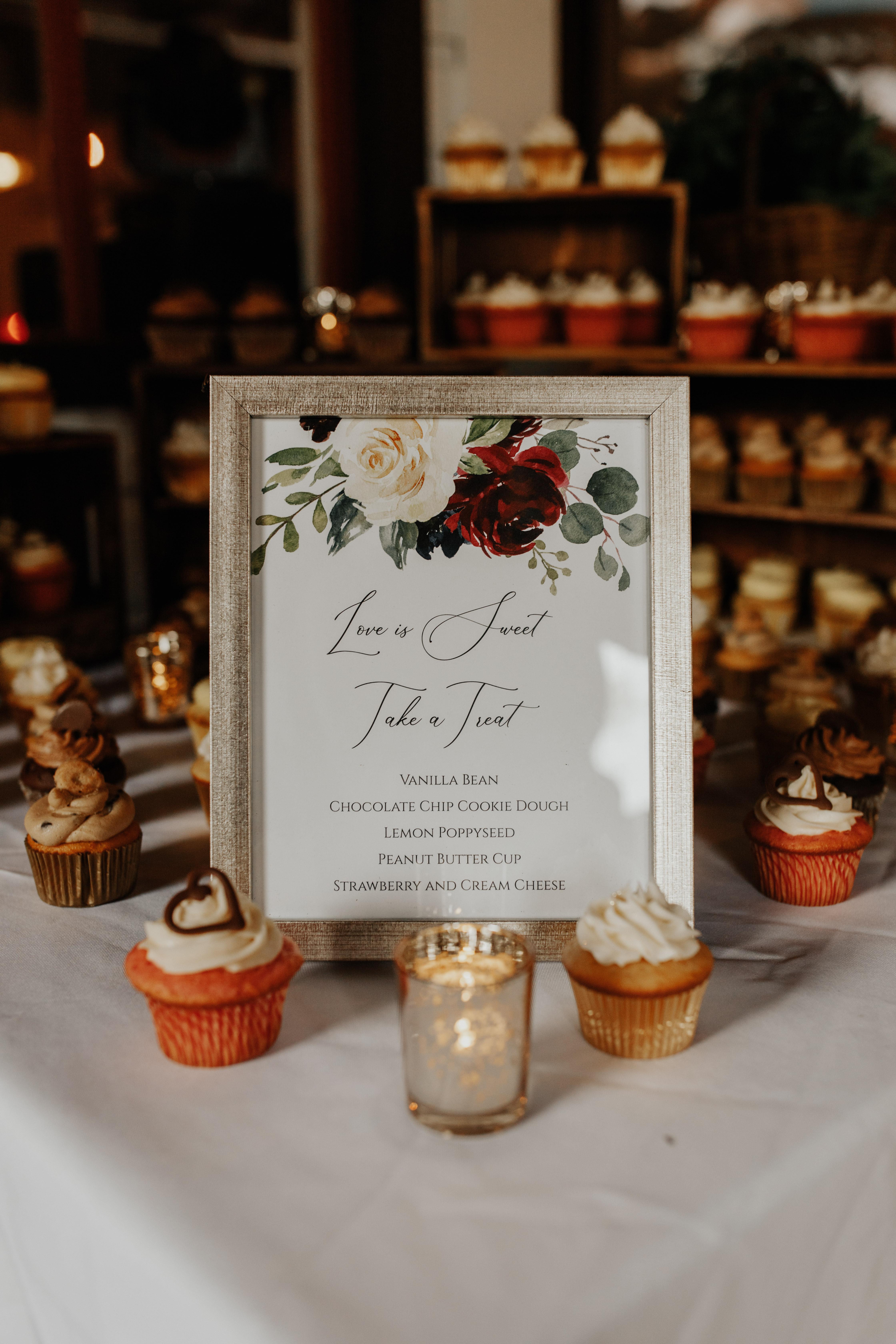 Frautschy Wedding - Dessert Table