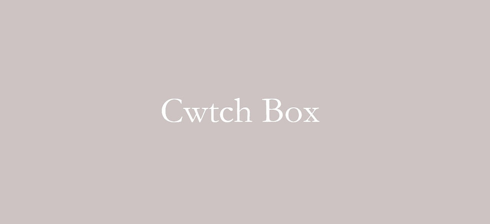 Cwtch Box | Welsh Gift Box