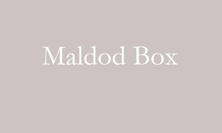 Maldod Gift Box - Relaxation and pamper package