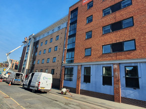 Commercial Building Cleaning in Liverpool