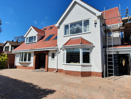 Render Cleaning in Heswall, Wirral