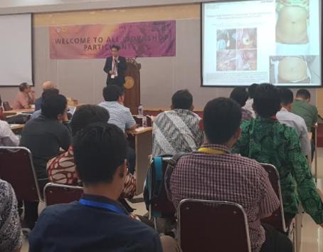 Laparoscopic and Endourology Workshop and Symposium - Surabaya, Indonesia (2018)