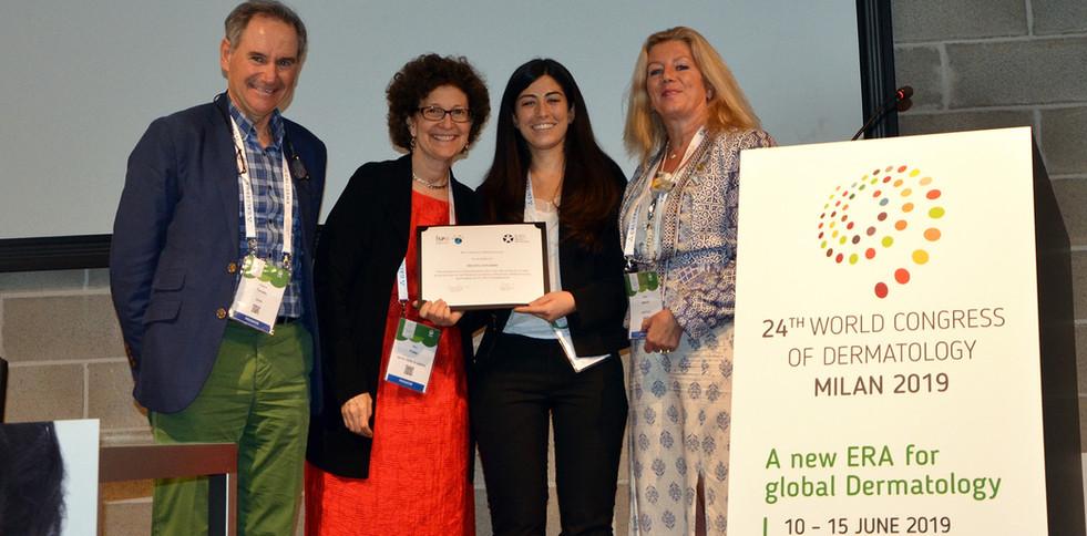 World Congress of Dermatology 2019 (Milan, Italy)
