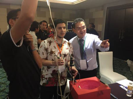 See the Future of Endourology Now! - Bali, Indonesia (2015)