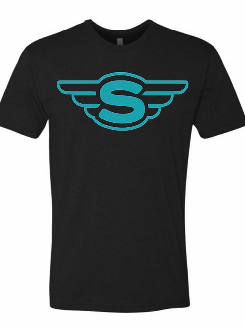 Flying S Turquoise T-shirt