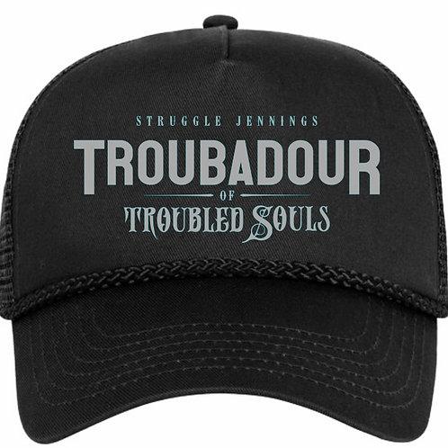 Troubadour of Troubled Souls Trucker Hat