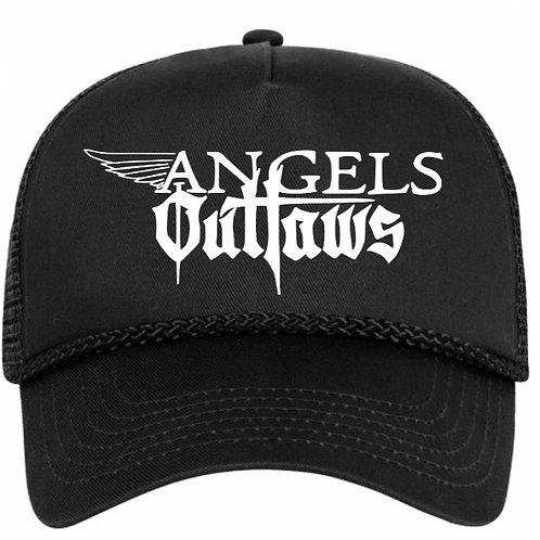 Angels and Outlaws Trucker Hat