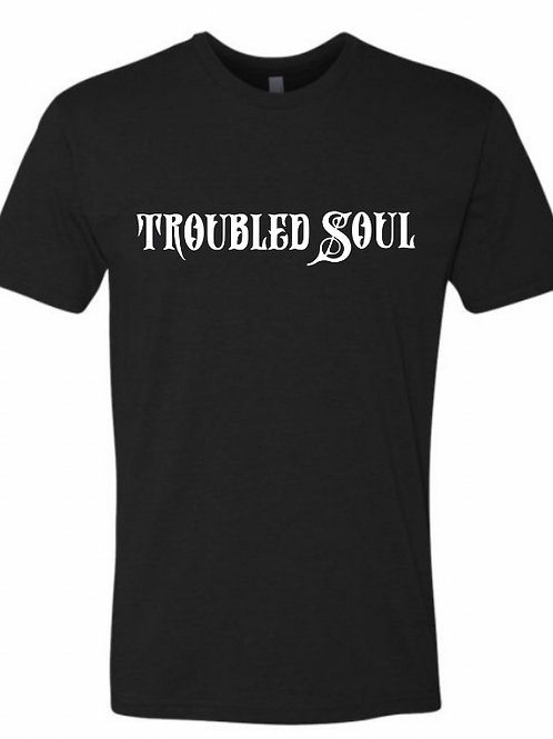 Troubled Souls T-shirt (White)