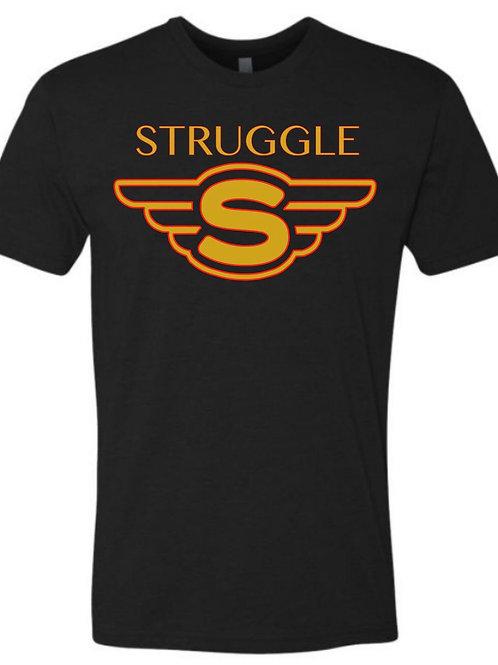 STRUGGLE flying S- Tee