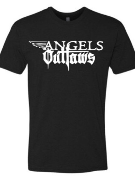 Angels and Outlaws- Tee