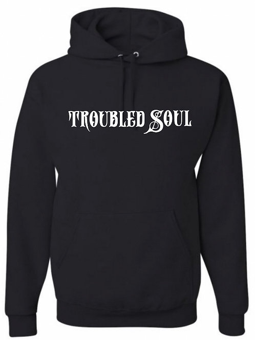 Troubled Souls Hoodie (White)