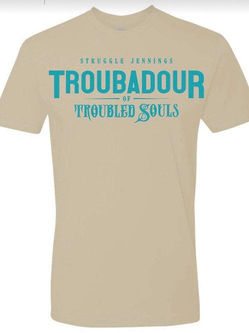 Troubadour desert T-shirt