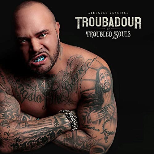 Troubadour of troubled souls CD