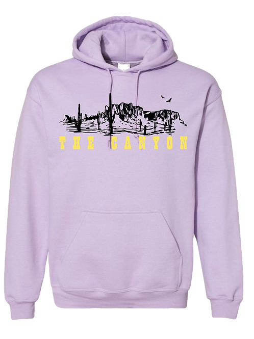 """""""The Canyon"""" hoodie"""