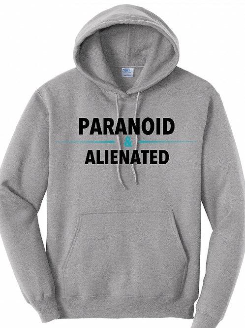 Paranoid & Alienated Hoodie