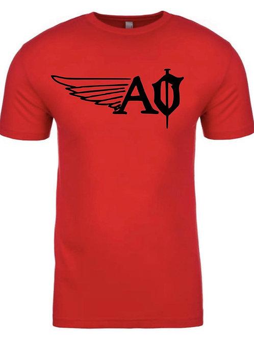 A&O- Tee (red)