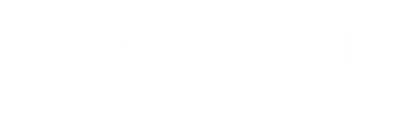 Boom Sizzle - White Logo