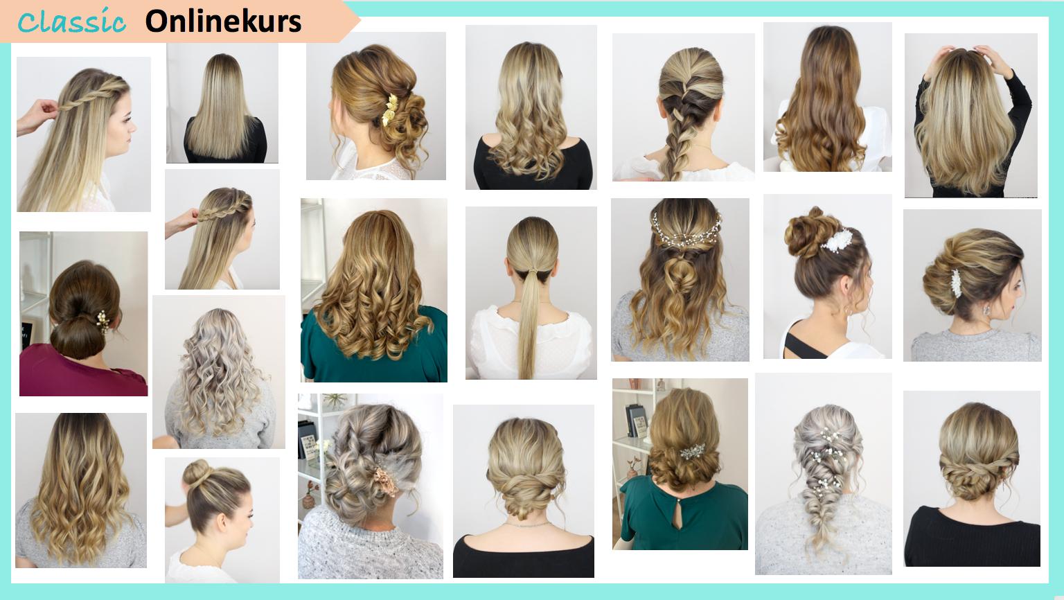 Classic Hairstyling Kurs