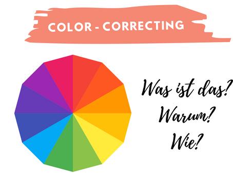 Color - Correcting - Was ist das?