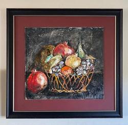 Fruit Bowl Stillife