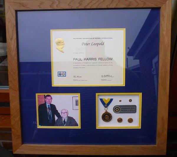 Rotary Memorabilia