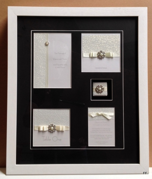 Wedding stationary set