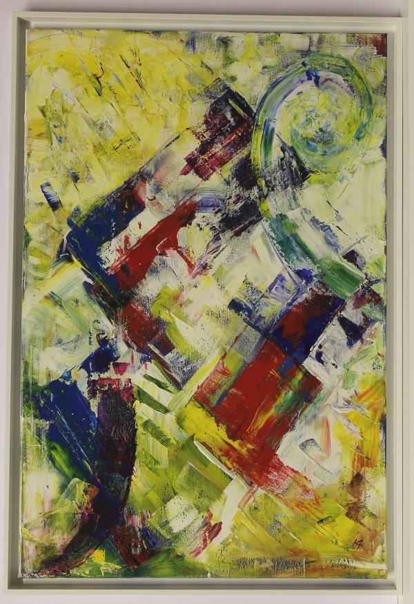 Arcylic on Canvas