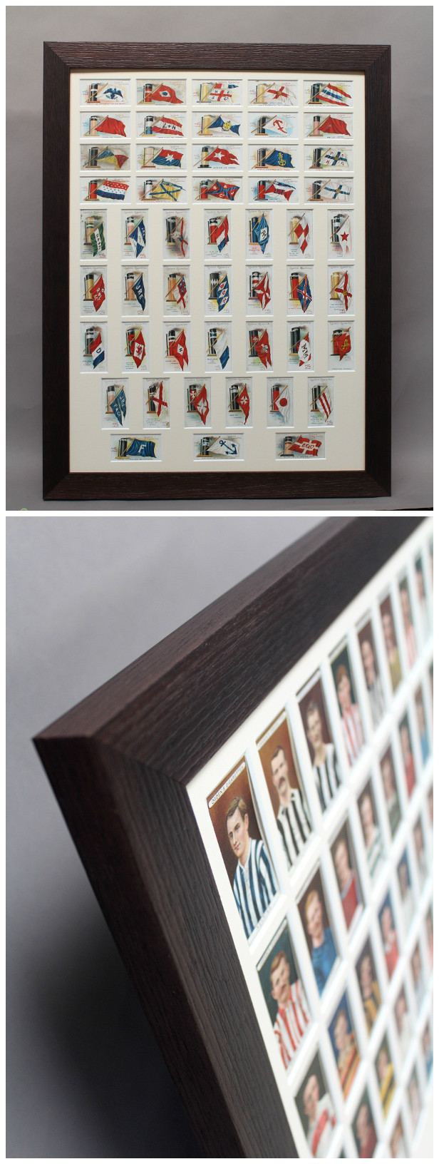 Cigarette Card Collections