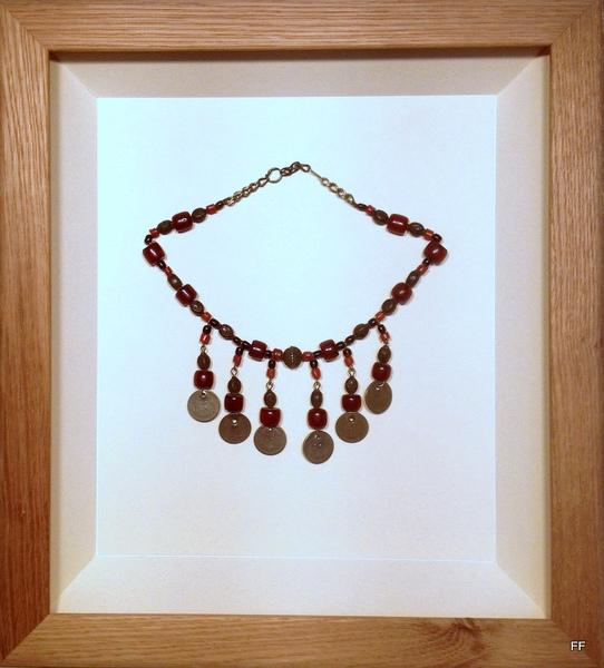 Necklace Keepsake Frame