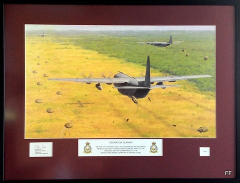 RAF Drop