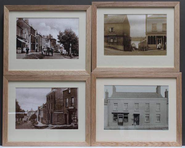 Historical Photos of Newnham
