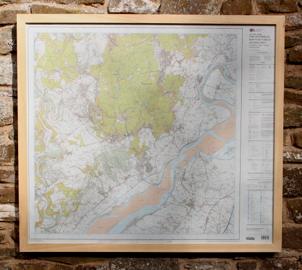 Personalised OS Map