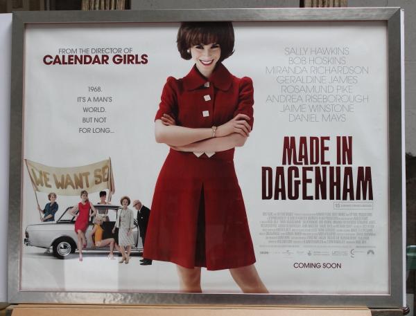 Made In Dagenham Film Poster