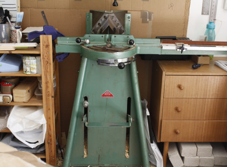 My Mighty Mitre Cutting Machine
