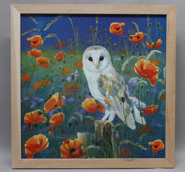 Barn Owl Jigsaw