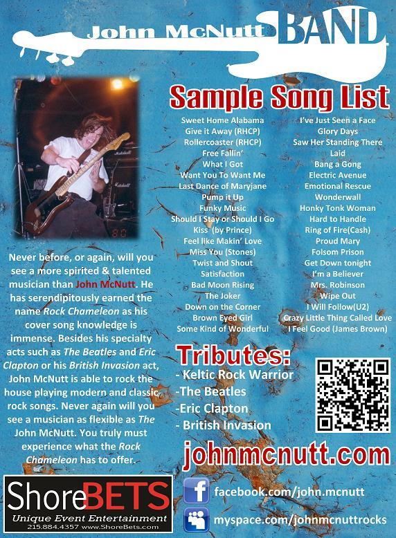 John McNutt Band