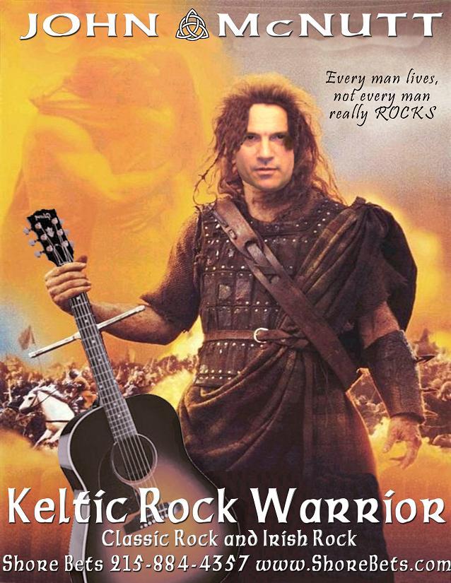 Keltic Rock Warrior
