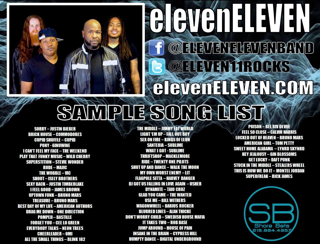Eleven Eleven One Sheet