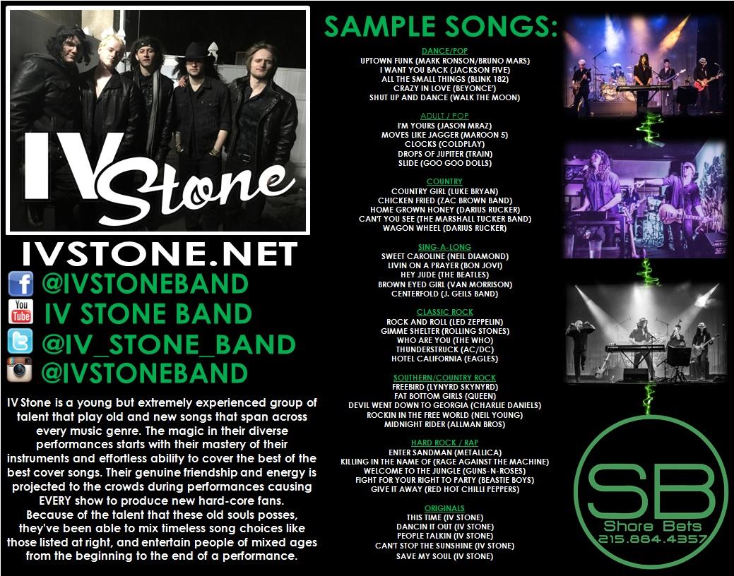IV Stone