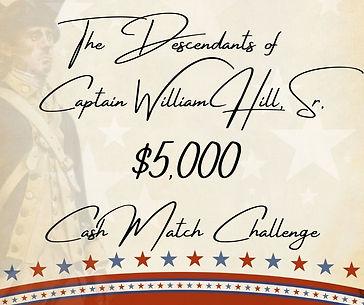 The Descendants of Captain William Hill,