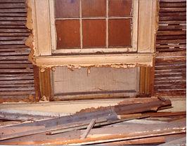 CPH 1976 Nursery Window
