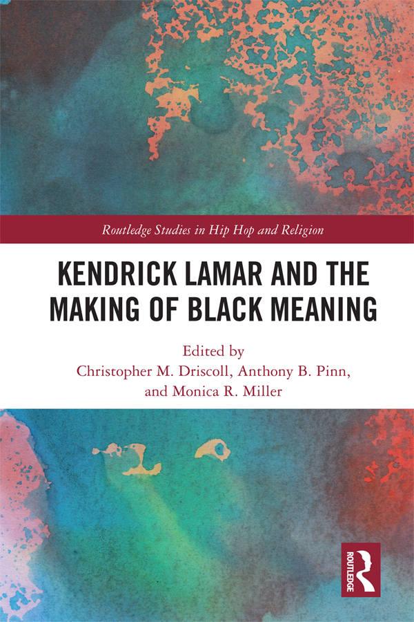 Kendrik Lamar book