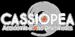 Logo accademia Cassiopea trasp per fondo