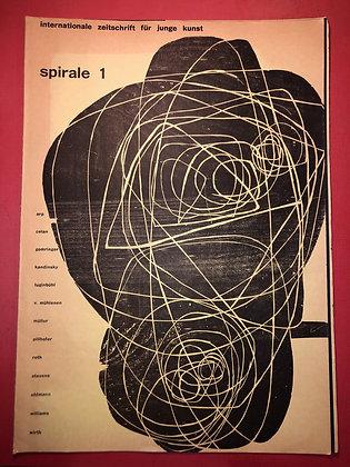 Spirale 1 journal