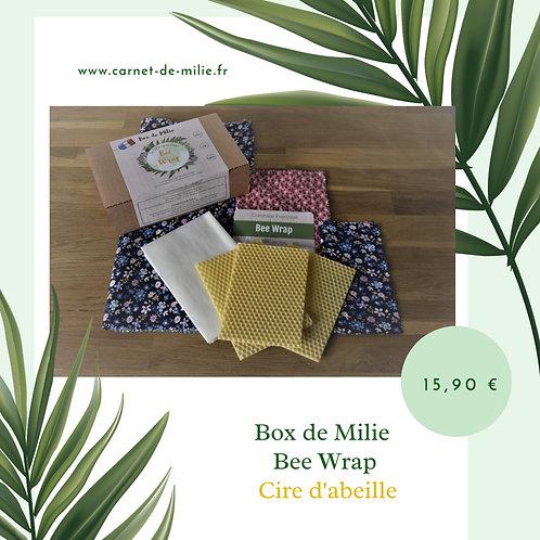 Box de Milie - Kit DIY Bee Wrap