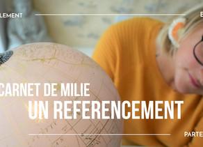 Qui et comment sont référencés partenaires du Carnet de Milie ?