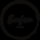 Juste Enfin - logo noir - fond transpare