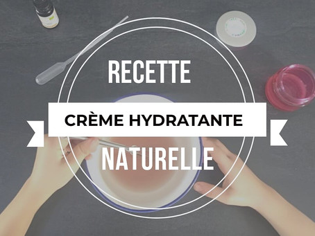 Recette crème hydratante enfant