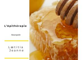 L'Apithérapie, par Lætitia Jeanne, Naturopathe Iridologue